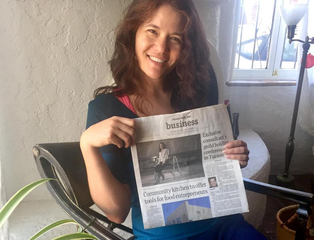 Cook Tucson featured in Arizona Daily Star